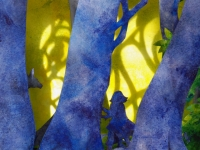 Reshaping the Shadows-Looking for Signs, detail, ©2014 Elizabeth Sanford